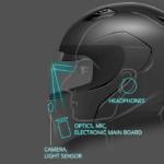 【LiveMap】カーナビ付きバイクヘルメット