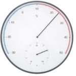 【Colorfy】クラシックスタイルなスマート温度湿度計