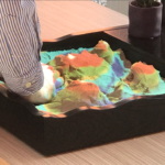 【UlloWorld】アーティスティックに心と向き合う砂の箱庭